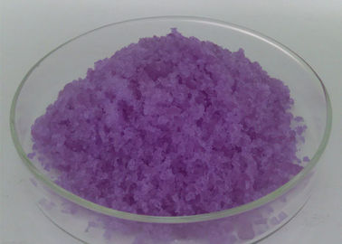 China Purple Rare Earth Nitrates Neodymium Nitrate Hexahydrate Crystal For Colours Glass distributor