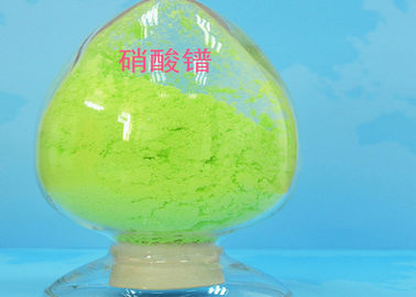 China Pigment Additive Rare Earth Nitrates / Praseodymium Nitrate Hexahydrate Crystal distributor